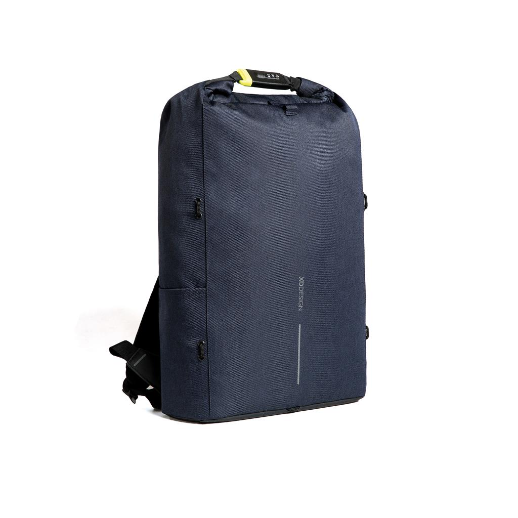 Bobby Urban Lite Anti Theft Backpack Navy Xindao Notebook Protector